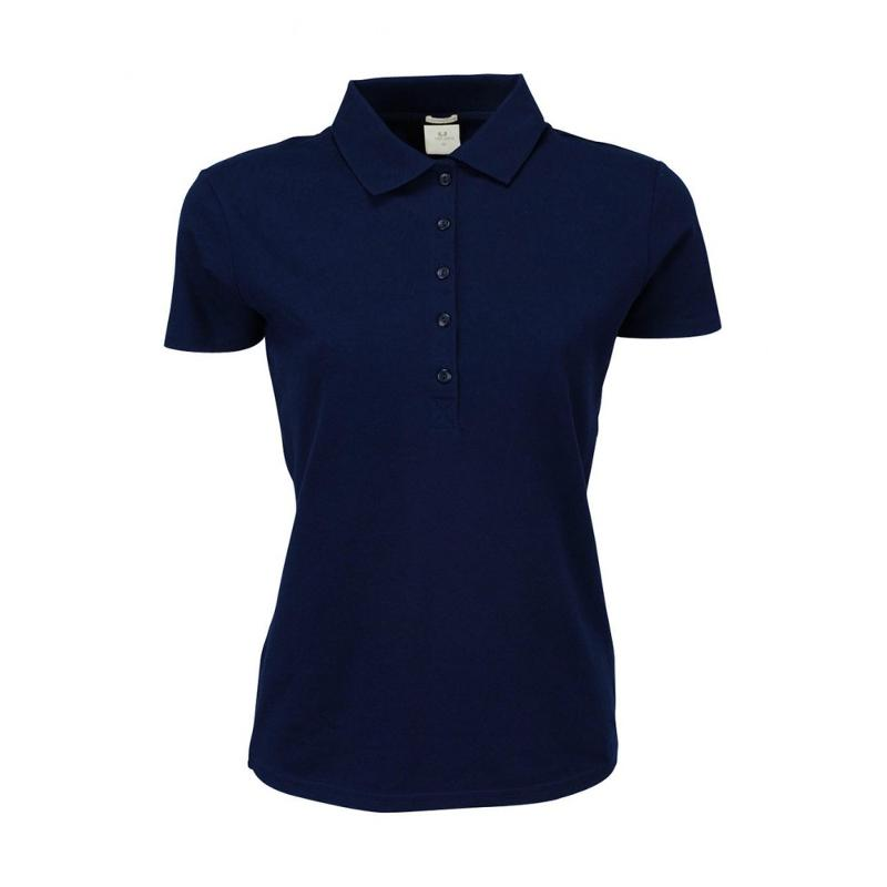 Polo femme Luxury Stretch - Manches courtes