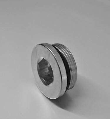 VSTI - Verschlussschraube mit Weichdichtung -