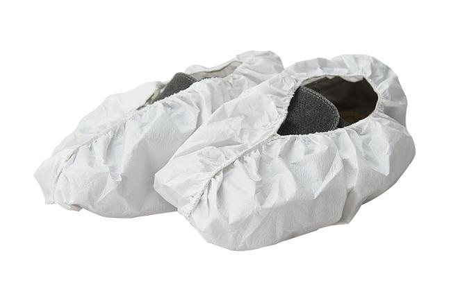 SF coated shoe cover - Style: SF coated shoe cover