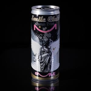 PACKAGING PUBLICITAIRE - ENRGY DRINK - Personnalisation de canettes - Canettes publicitaires