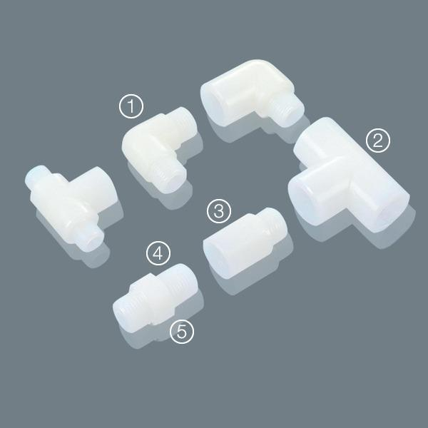 further connection types - Fittings 3F