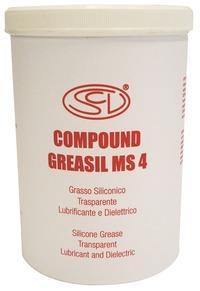 GREASIL MS 4 - Grasso siliconico