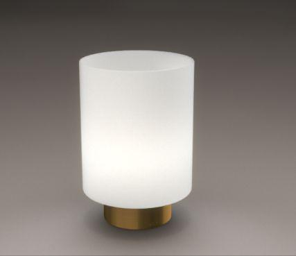 Glass table lamps - Model 970