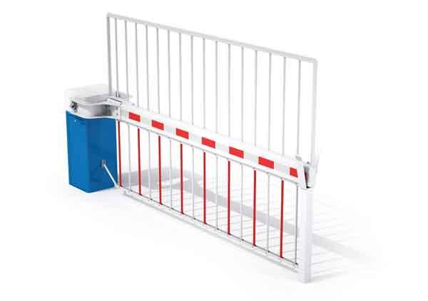 Barrière protection renforcée LBA 86 HP - Barrière protection renforcée