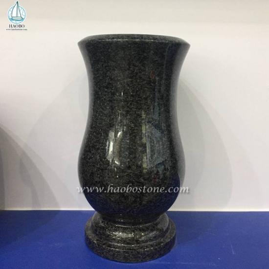 Wholesale Granite Cemetery Monument Vase - Vase