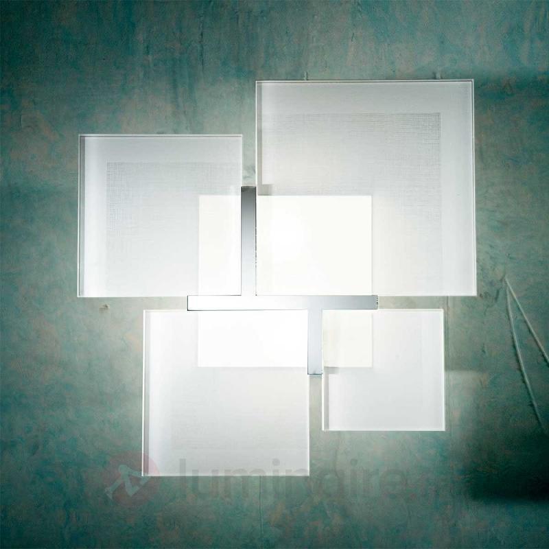Plafonnier QUADRIFOGLIO 8050 E27 - Plafonniers design