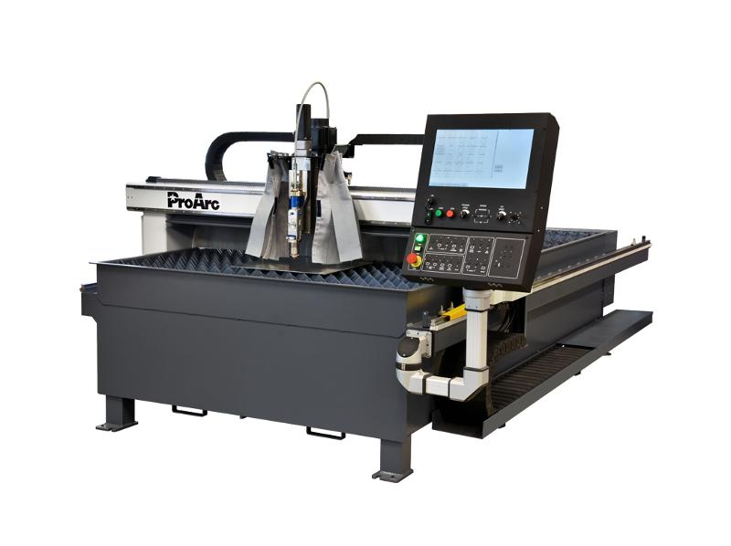 Fiber Laser Cutting Machine - ProArc Laser cutting series- Table type