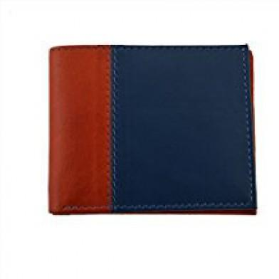 Genuine Leather Male Wallet