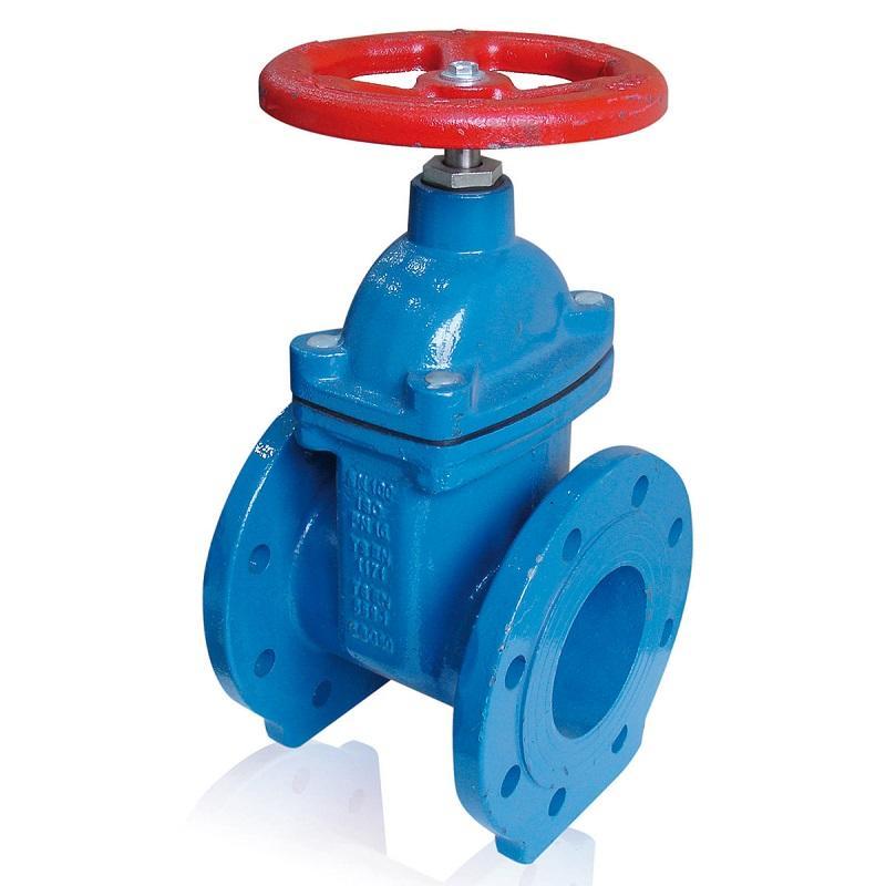 Gate Valve - Elastomer & Metal Seated/ Flanged / From DN50 to DN400