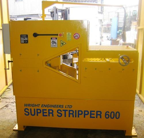 Cable strippers - Super Stripper 600 Heavy Duty
