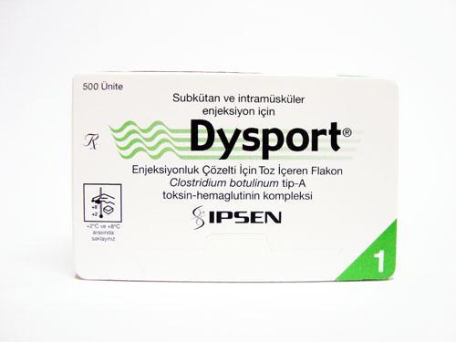 Dysport 500 IU