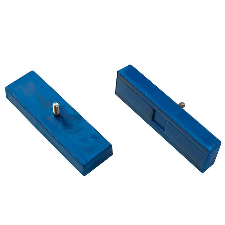 Ultrahaftarkes, gummiertes Magnetsystem - null