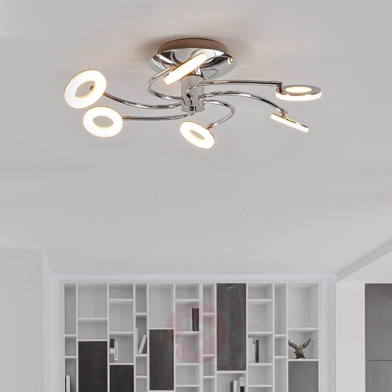 Ilay ceiling lamp with LED lighting - Ceiling Lights