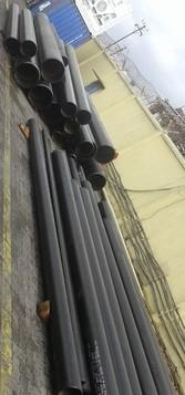 X60 PIPE IN NIGER - Steel Pipe