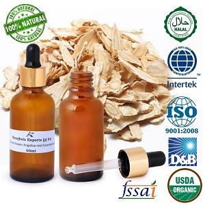Ancient healer Angelica root oil 60 ml -  Angelica essential oil,Angelica root oil