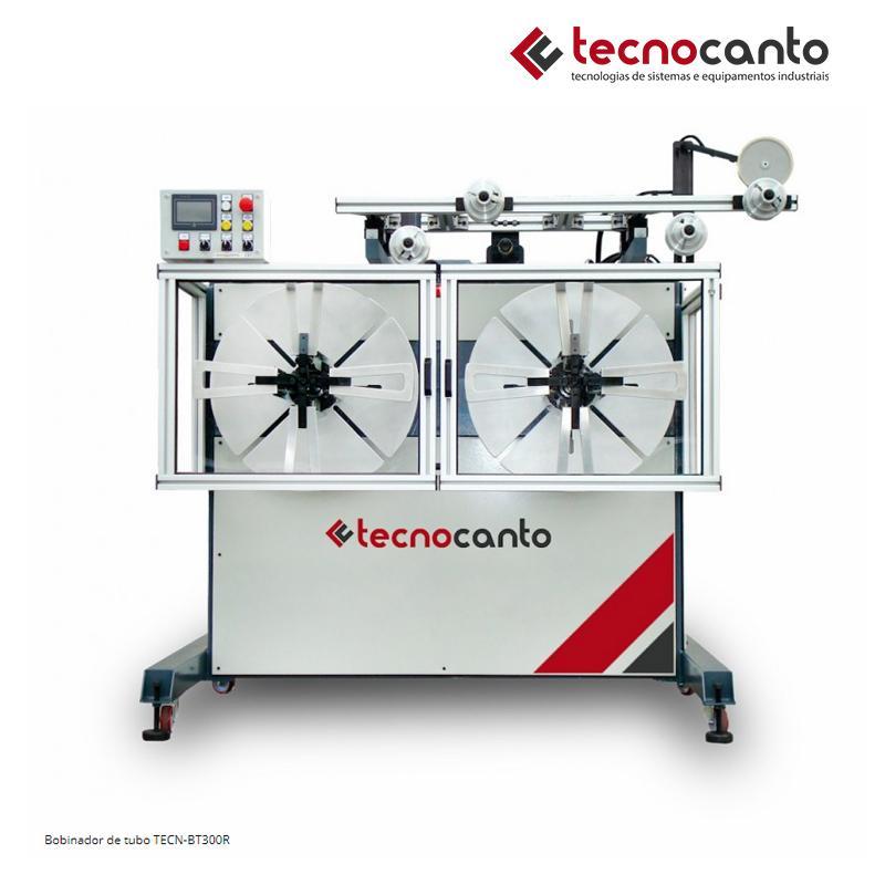 Equipamentos para extrusão - Bobinador TECN-BT300R