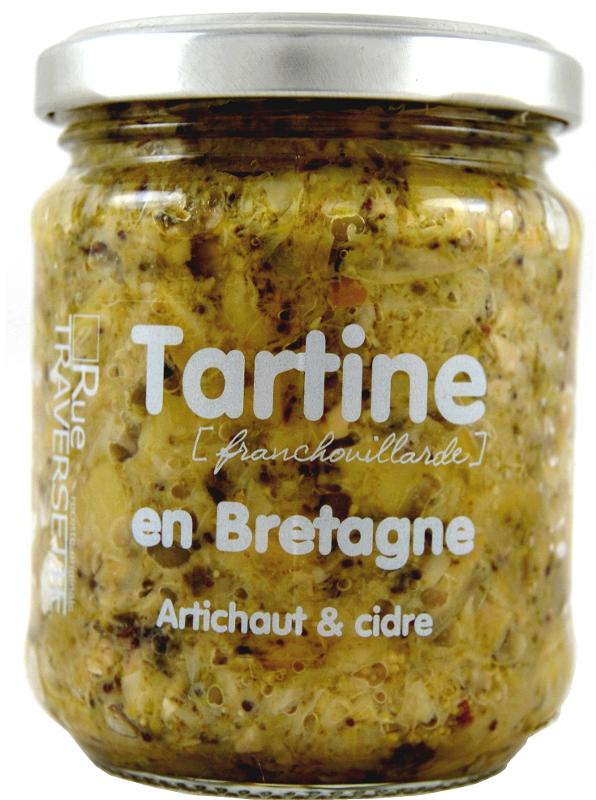 Tartine Franchouillarde en Bretagne 185g - Epicerie salée