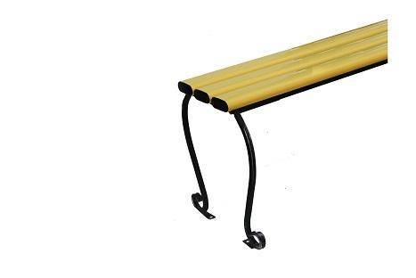 Скамейка ПВХ, скамейка пластиковая , лавка пластиковая