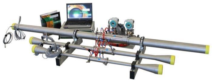 Flow measurement & calibration: VMF®- VenturiMasterFlow® -