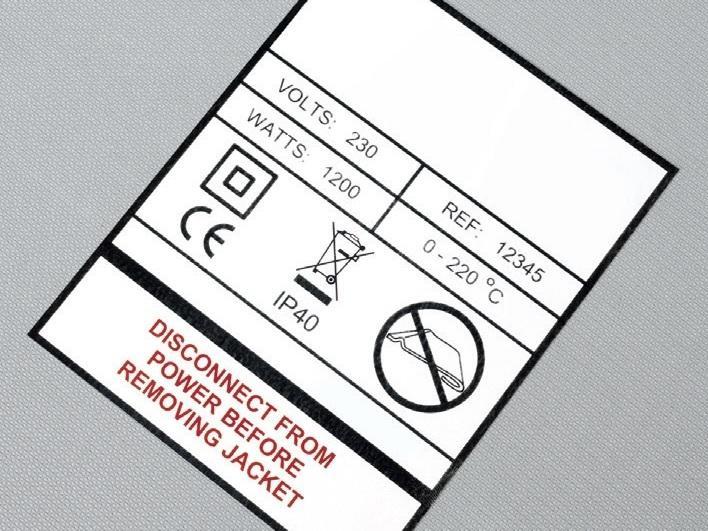 Scaldafusto Ad Alte Prestazioni - Htsd - null