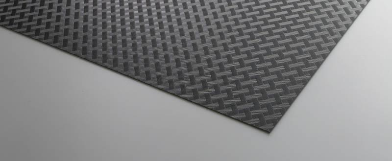 Structure-Line Embossed textures - AGO-Tex anthracite 478