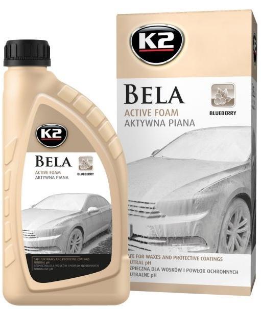 K2 Bela aktywna piana -