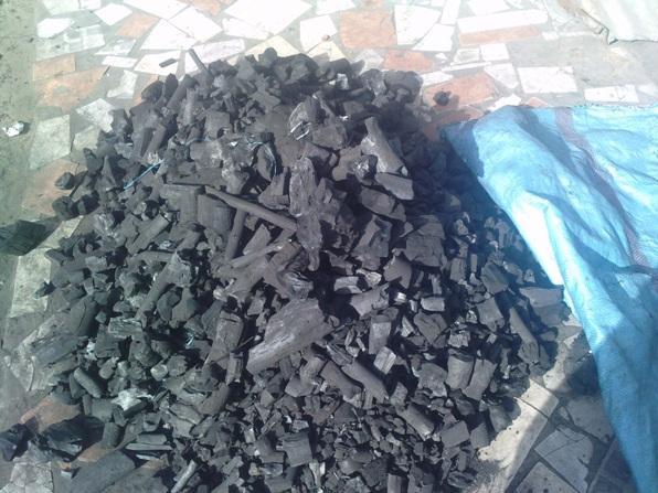 charbon de tikifit -