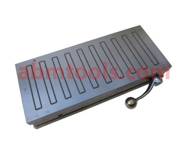 Magnetic Chuck Rectangular - Used for holding ferromagnetic work pieces