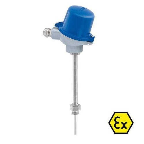 OPTITEMP TCA-S34 - Sonde de température à résistance / à thermocouple / filetée / IP68