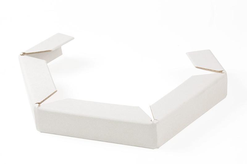 W - Profile - protection corners, protective cardboard corners, cardboard edge protectors
