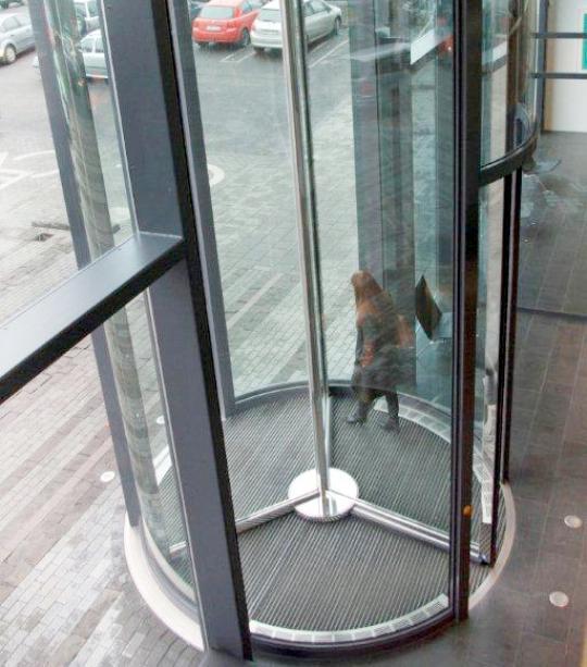 SeqSign automatic doors - null