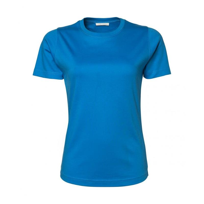 Tee-shirt femme Interlock - Manches courtes