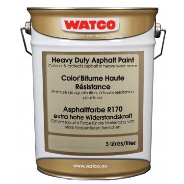 Peinture et aérosol de traçage - Color'bitume® Haute Résistance