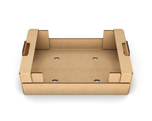 Corrugated Fruit Box - Cardboard Corrugated Fruit and Vegetable Boxes