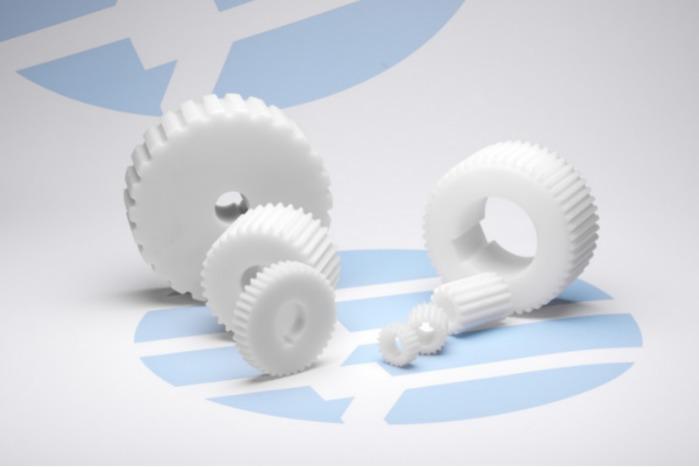 Приводные компоненты для конвейерного оборудования - Зубчатые колёса, приводные валы и шкивы