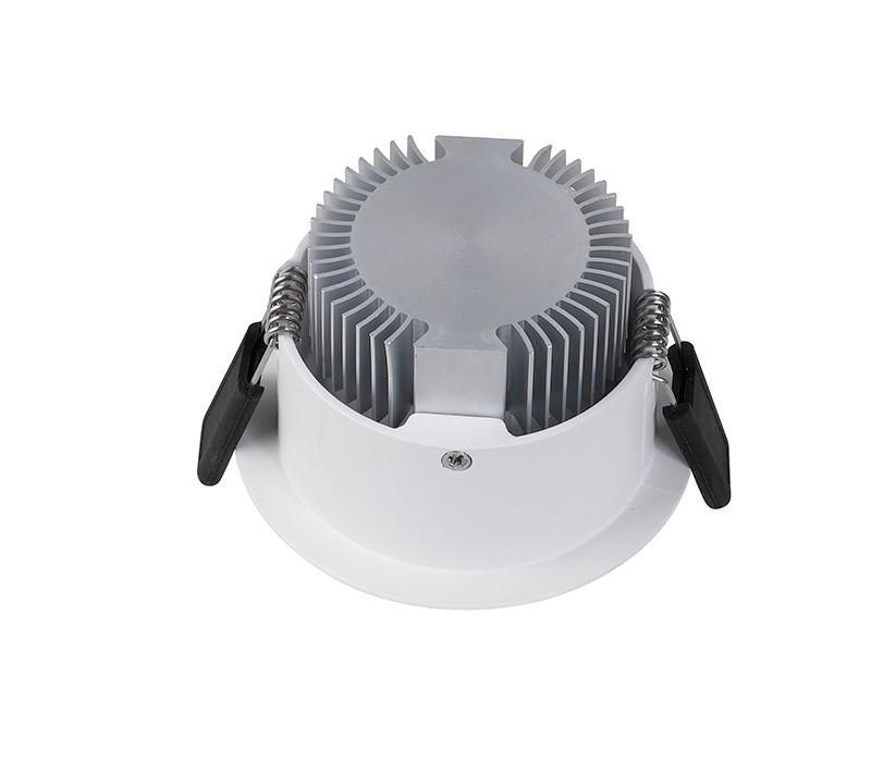 Spot LED à encastrer à température de couleur variable - Système WiFi & ZigBee - 8W LED intégrée, IP44 - 95 mm