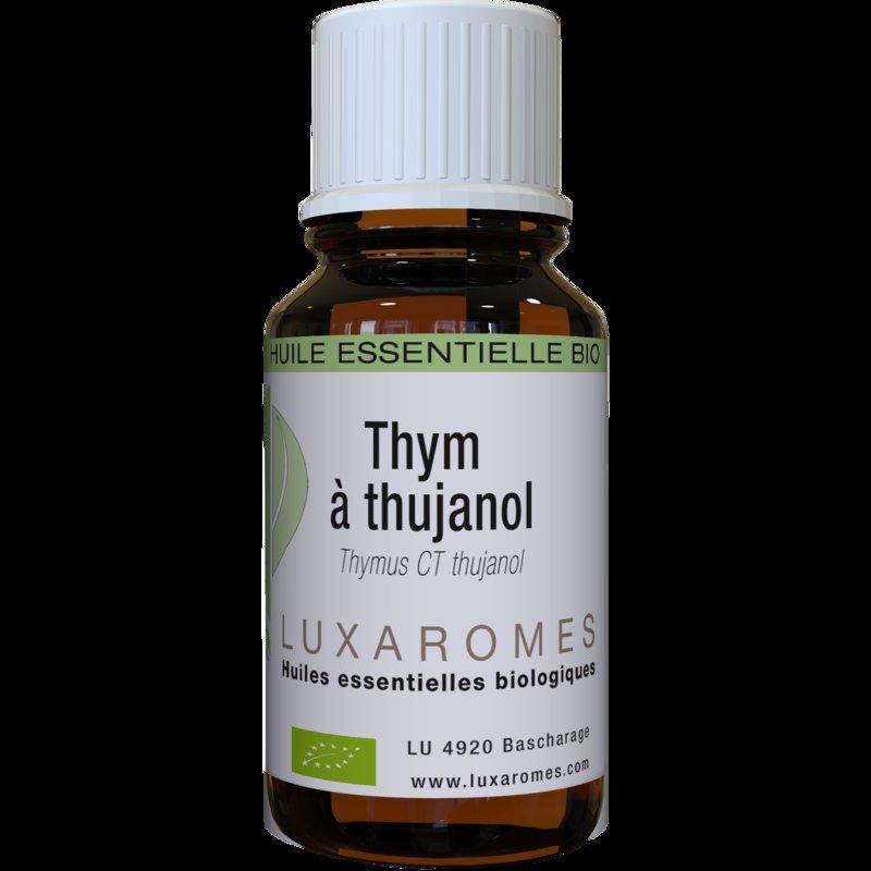 Huile essentielle de thym à thujanol bio