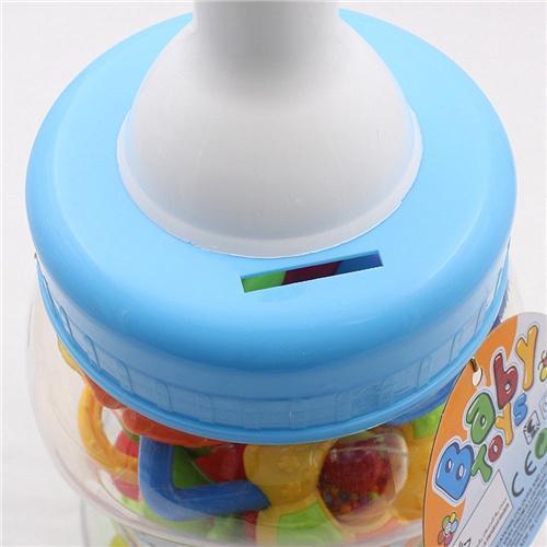 Jouet pour bébé et jouet pour bébé - Le premier hochet de Wishtime Baby