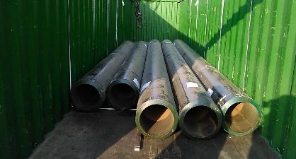 X42 PIPE IN GUINEA - Steel Pipe