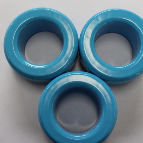 Núcleos de polvos magnéticos blandos HJK200060 - Azul, OD * ID * HT (51,69 * 30,94 * 14,35)