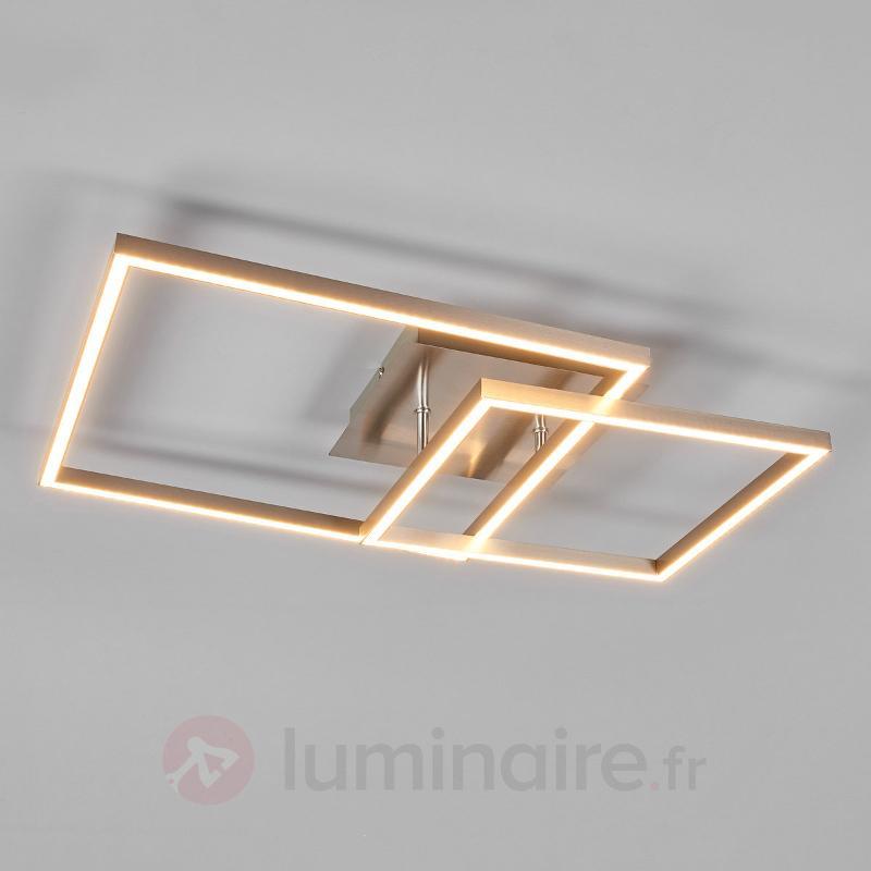 Plafonnier moderne LED Delian - Plafonniers LED