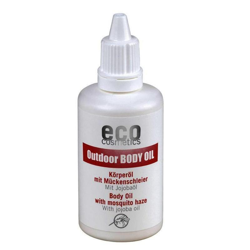 ECO Outdoor Body Oil 50ml mit Bio Jojobaöl - null