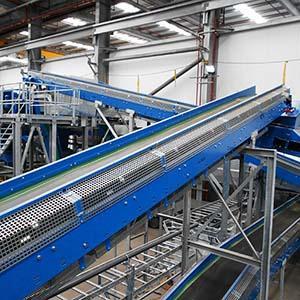 Belt conveyor -