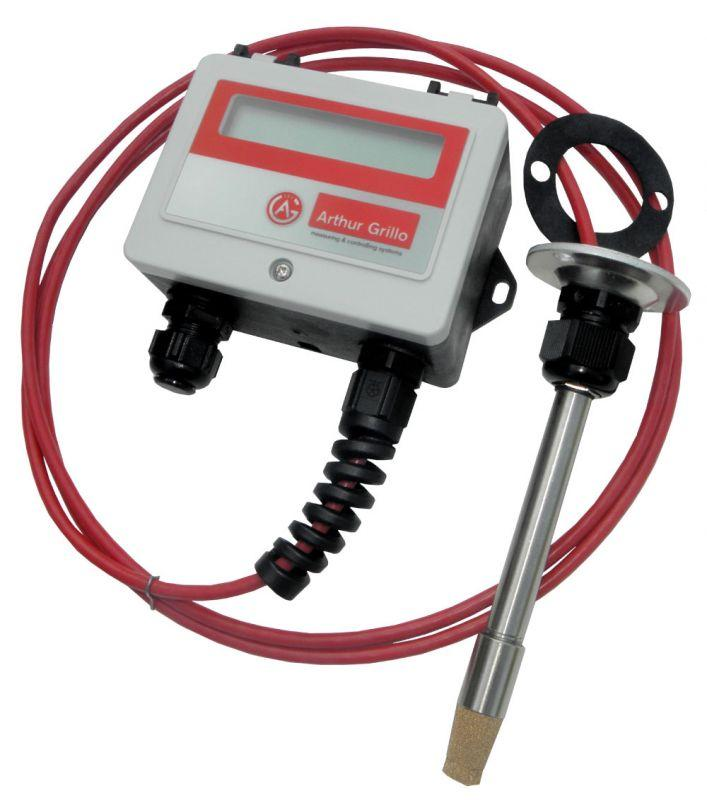 Sensore di temperatura e di umidità relativa - PFT28Ka - Sensore di temperatura e di umidità relativa - PFT28Ka