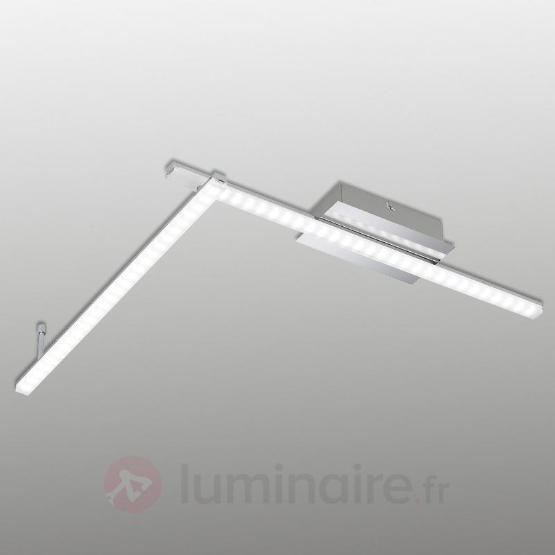 Plafonnier LED moderne Clay - Plafonniers LED