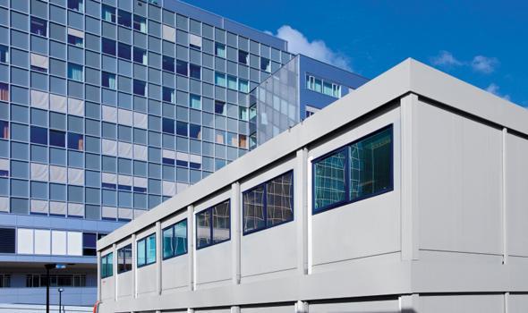Espaces modulaires et constructions autonomes - Bâtiments de Portakabin