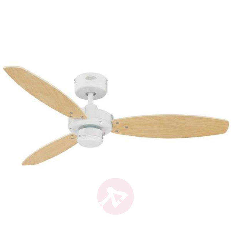 Jet II ceiling fan with pull cord - fans