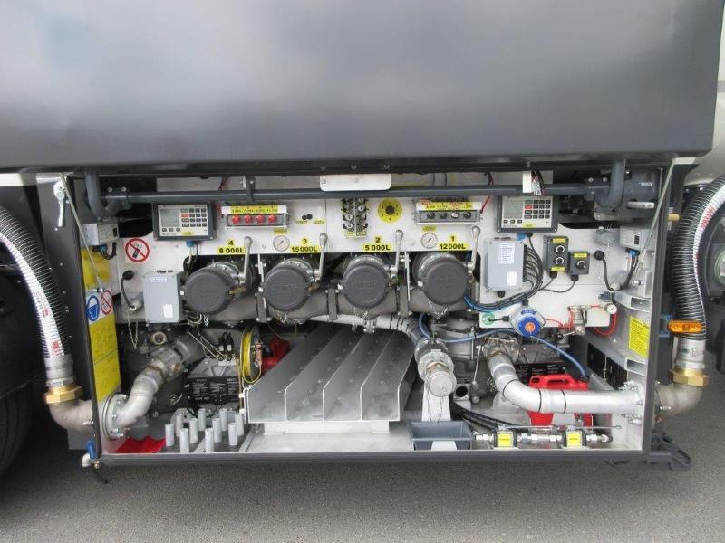 Fuel Tank Trucks - Fuel & Energy