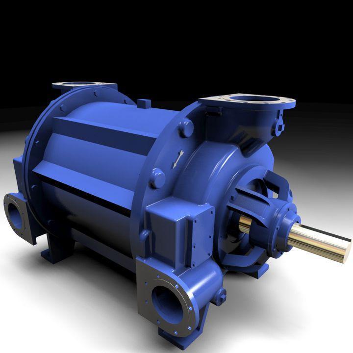Liquid Ring Compressors - 905 Compressors
