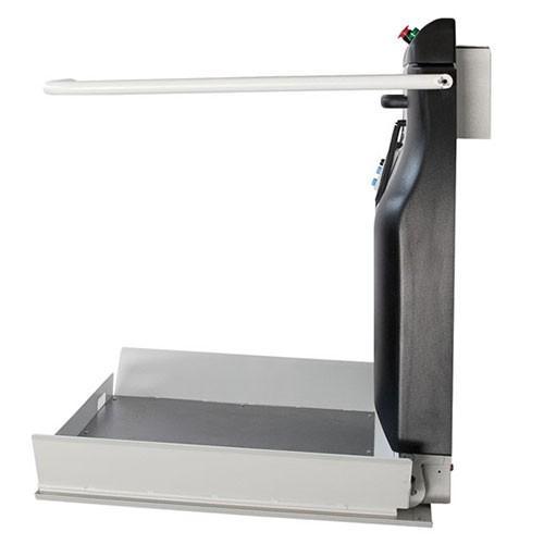 Olympia - Servoscala a piattaforma per scale curve e dritte